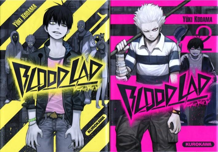 manga-japonais-Blood-Lad-1