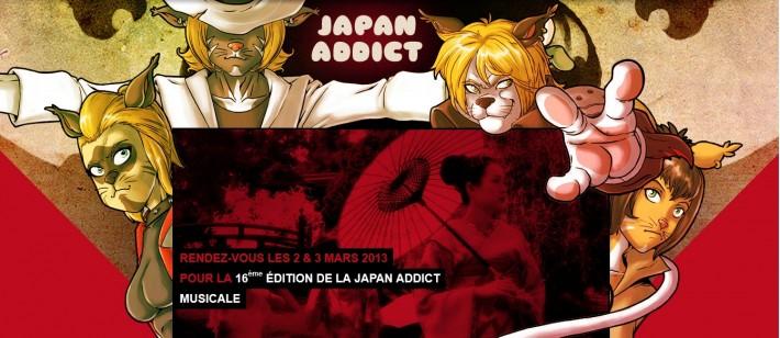 Japan Addict XVI, Japon, concert, défilés, karaoké, lolita, Loli-Taisen, manga, Strasbourg, convention