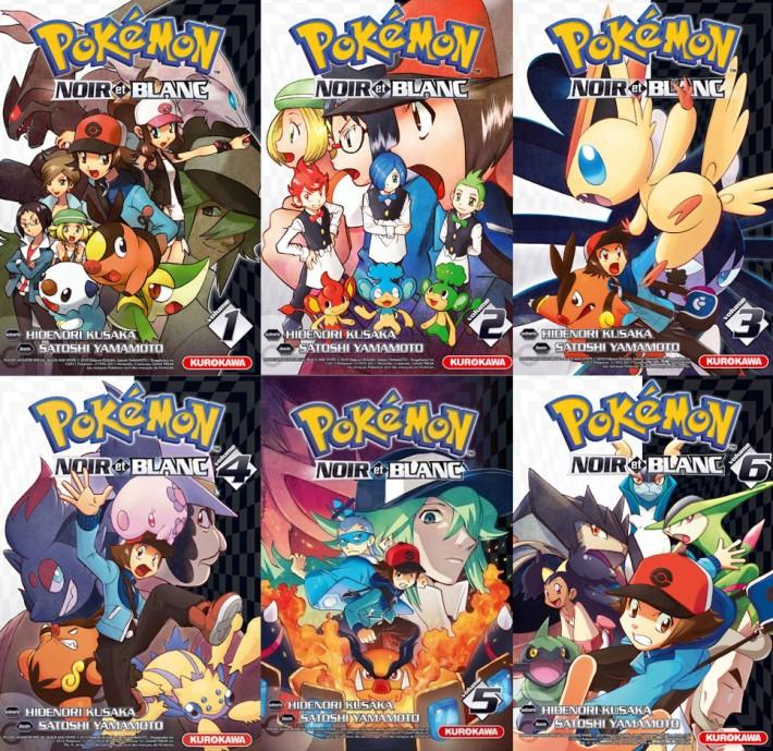 Pok mon noir et blanc une adaptation fid le des jeux vid os tv france japon - Liste des pokemon noir et blanc ...