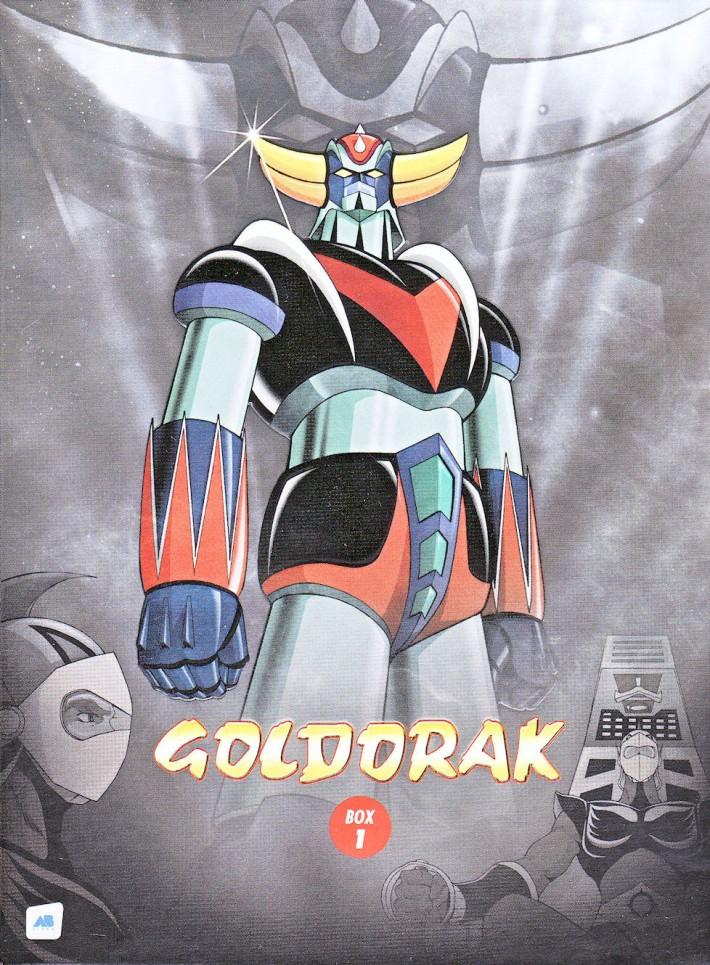 Goldorak enfin disponible en dvd tv france japon - Image goldorak ...