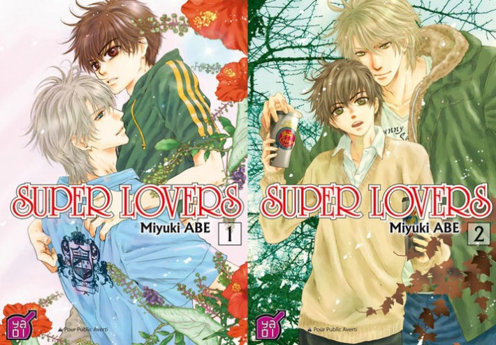 manga-yaoi-super-lovers-1