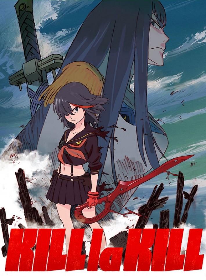 dessin-animé-japonais-kill-la-kill-1