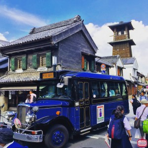 Kawagoe bus tour