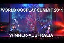 world cosplay summit 2019 WINNER