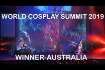 world cosplay summit 2019 WINNER
