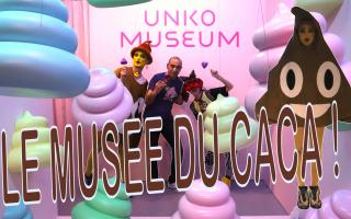 unko museum, e musée du caca à Yokohama