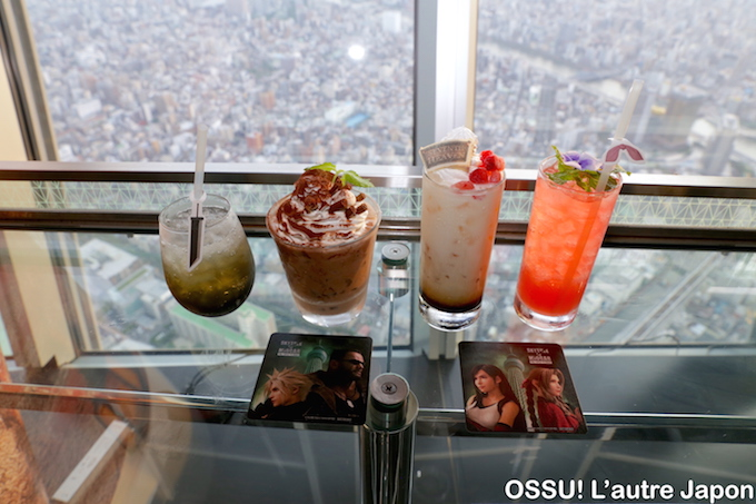 FFVII-remake-Tokyo-skytree-drinks