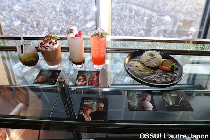 FFVII-remake-Tokyo-skytree-cafe-menu